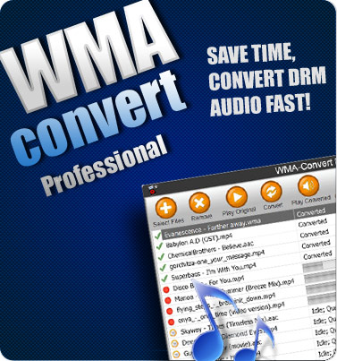 Conversion to MP3 DRM free